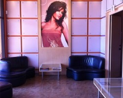 BHT Salon Interior