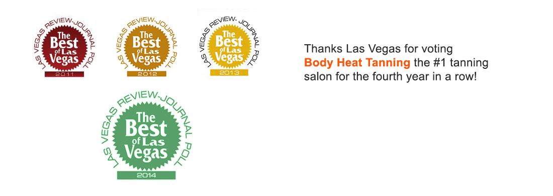 Vote for Body Heat Tanning