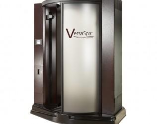 VersaSpa tanning booth